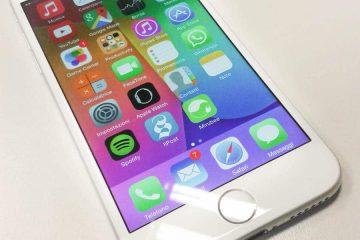 recensione iphone 6 - acceso