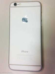recensione iphone 6 - retro