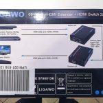 Portare Sky HD - Ligawo 6518840 - Scatola retro