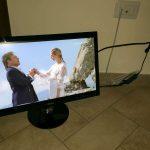 Portare Sky HD - Lindy 38002- TV collegata con Lindy