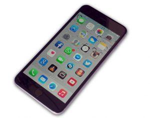 iPhone 6 Plus - front