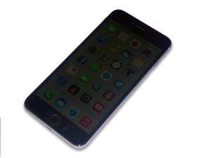 iPhone 6 Plus - spento