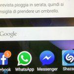 LG G Flex 2 - close up dello schermo