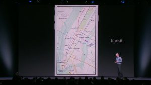 "iOS 9 App ""Mappe"""