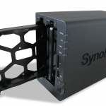Synology ds214play Diskstation cassetto aperto