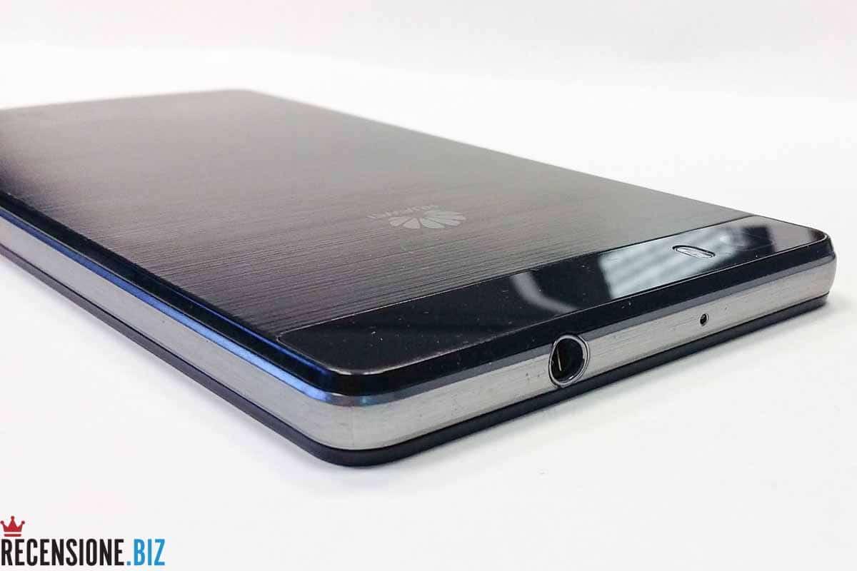 Huawei P8 lite uscita audio e fotocamera