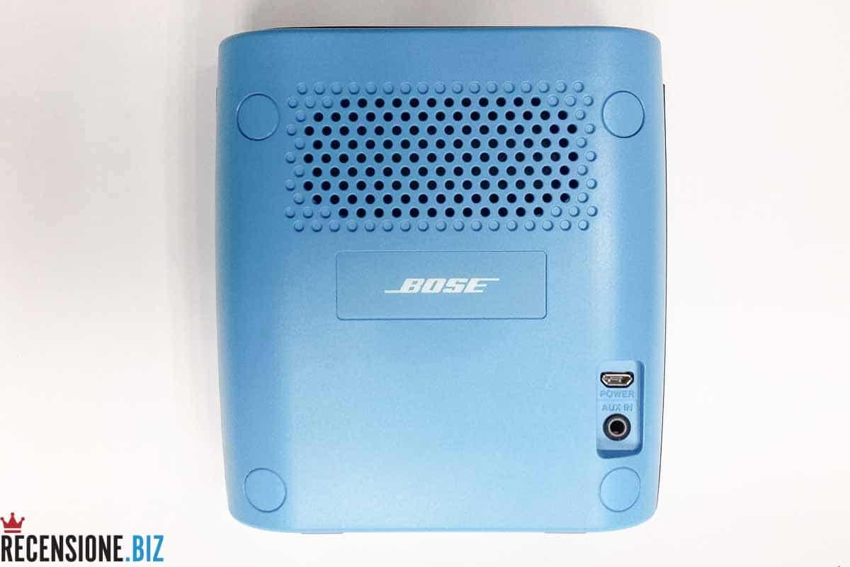 Cassa Bose SoundLink Colour Bluetooth retro