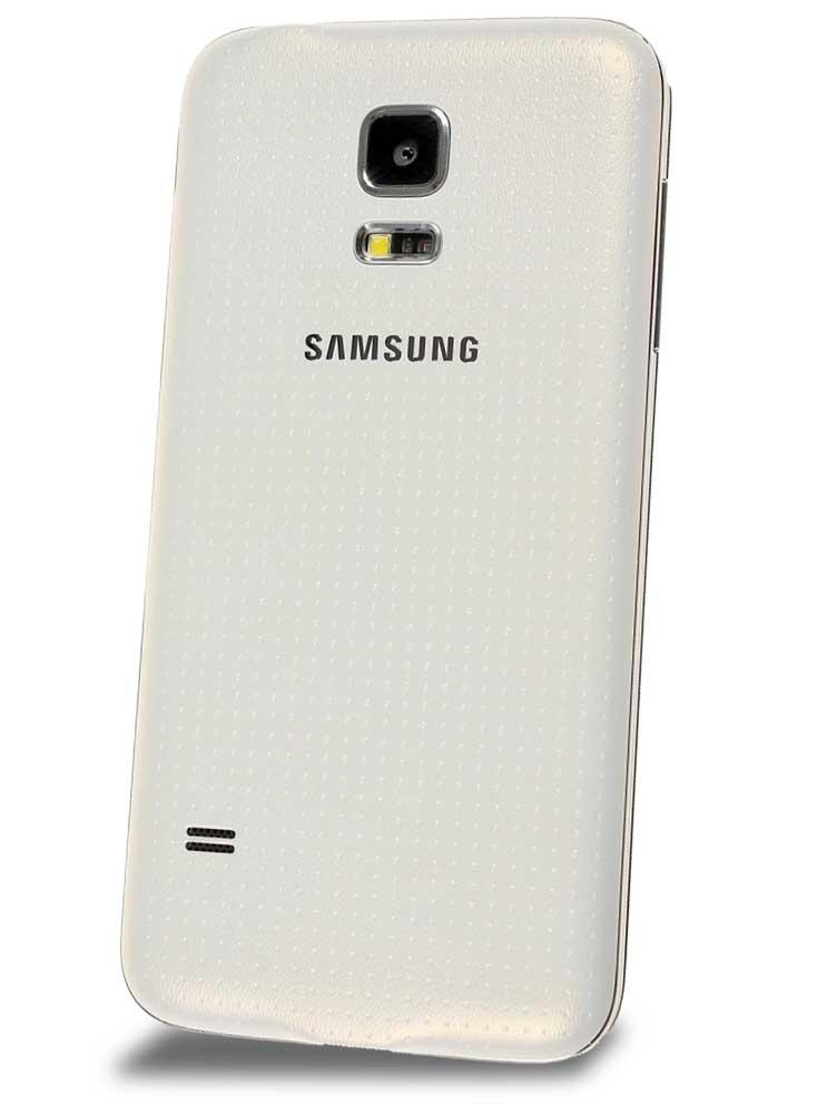 Samsung Galaxy S5-mini - posteriore