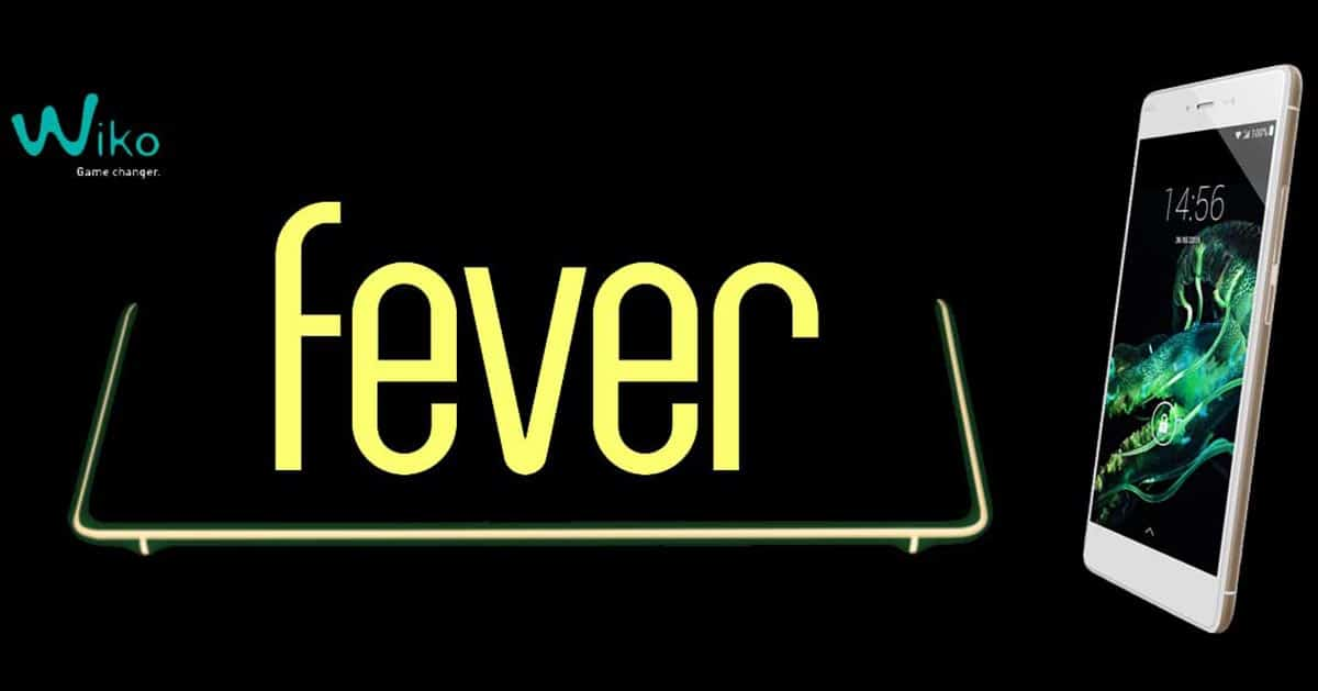Wiko Fever - featured