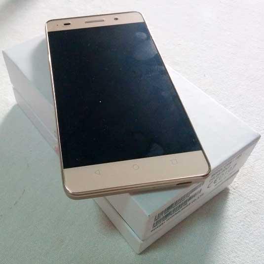 Huawei G Play Mini - con scatola