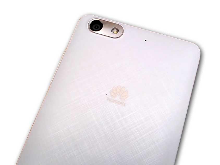 Huawei G Play Mini - fotocamera