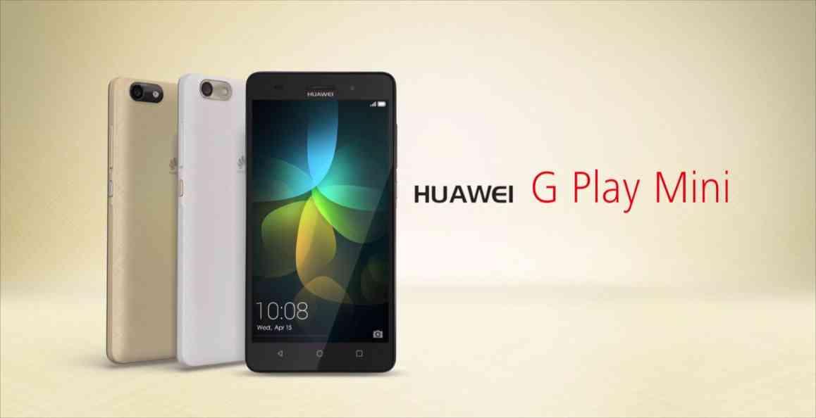 Huawei G Play Mini - presentazione