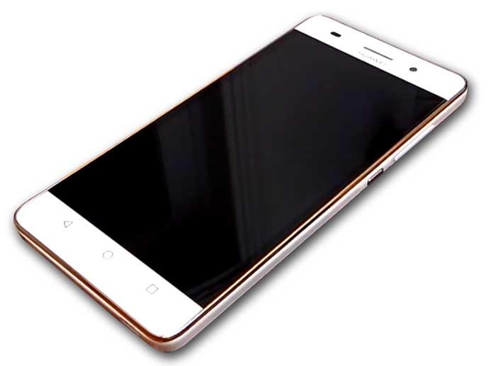 Huawei G Play Mini - tre-quarti