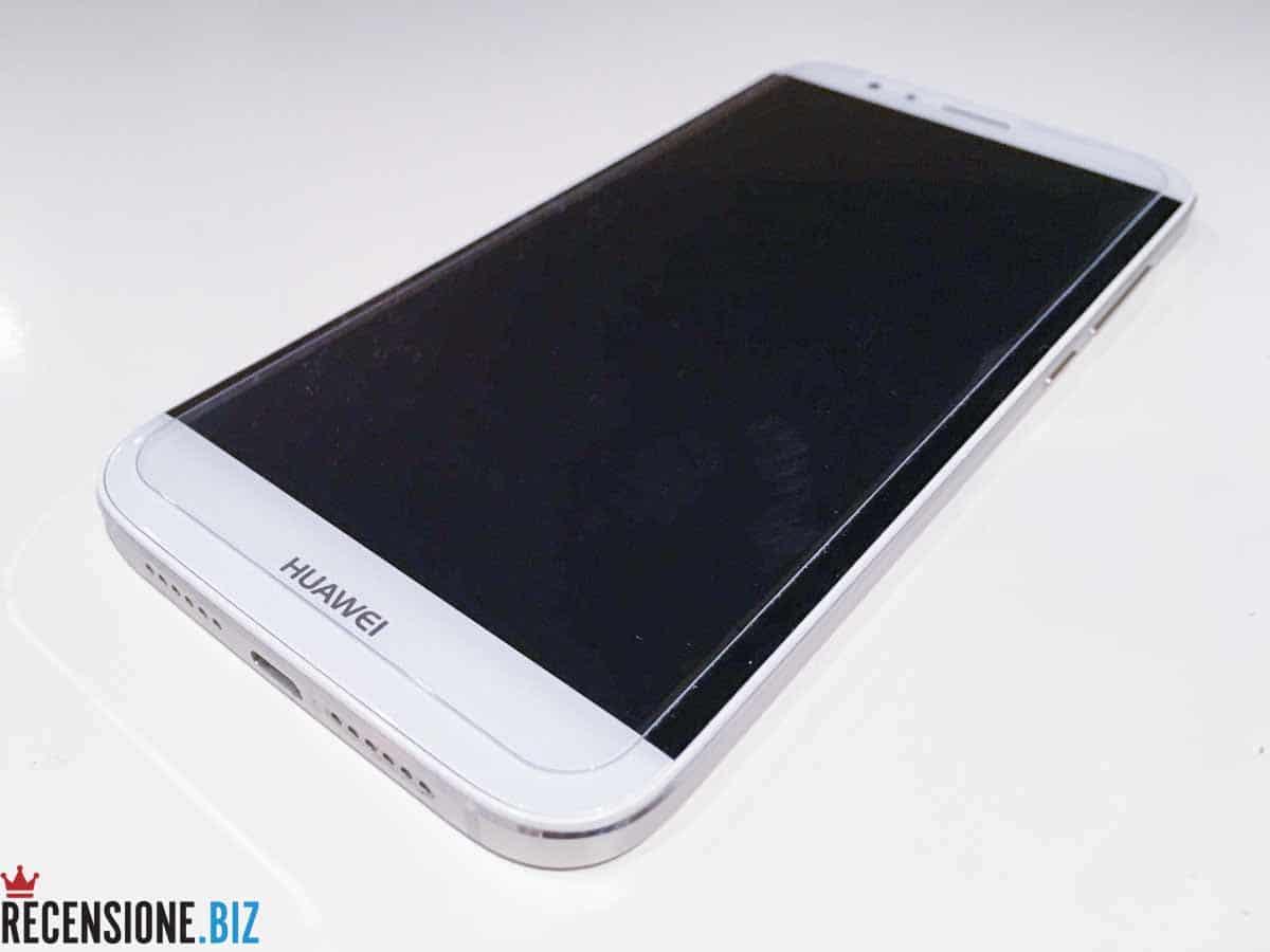 Huawei G8 - tre/quarti schermo spento