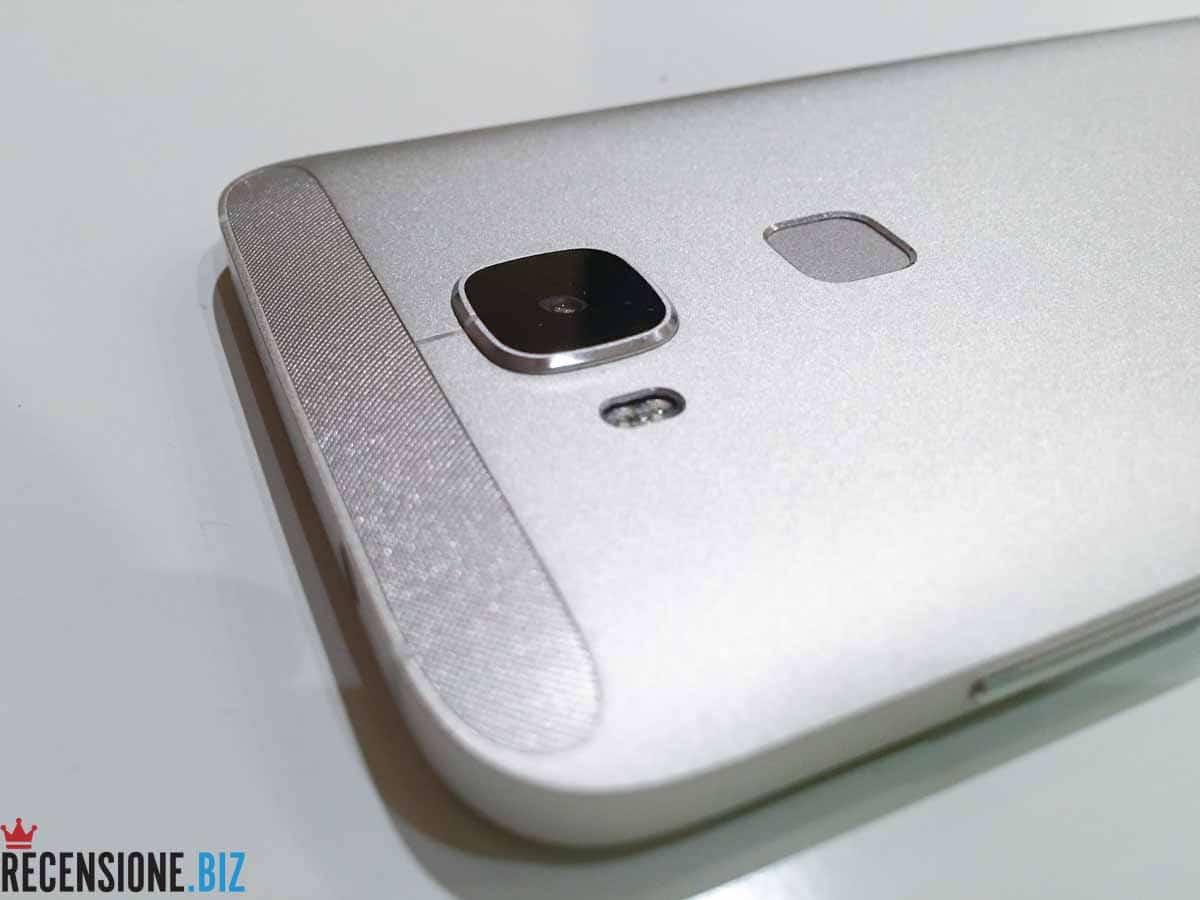 Huawei G8 - particolare fotocamera posteriore