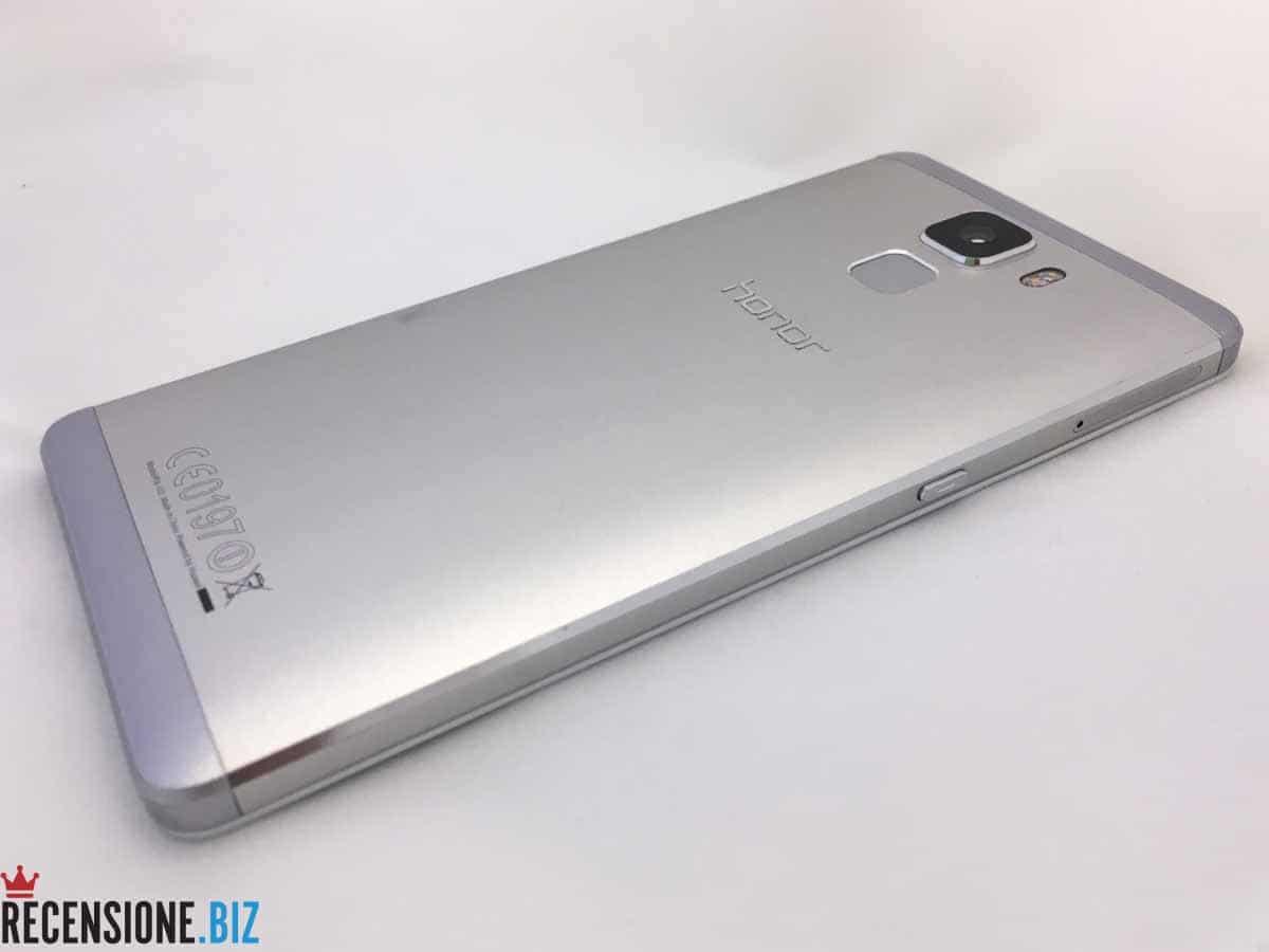 Huawei Honor 7 - 3-4 scocca