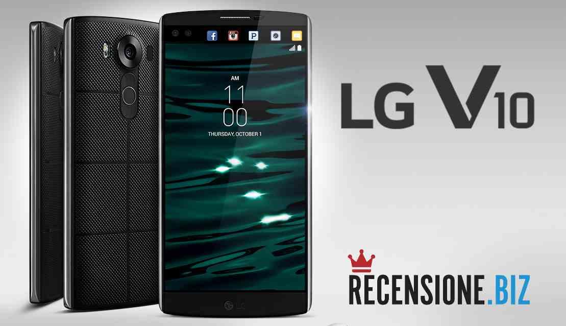 LG V10 - Copertina 2