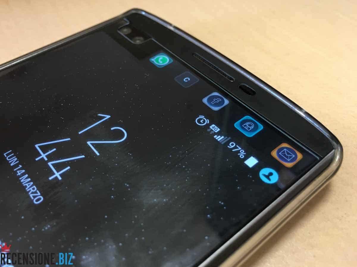 LG V10 app secondo schermo