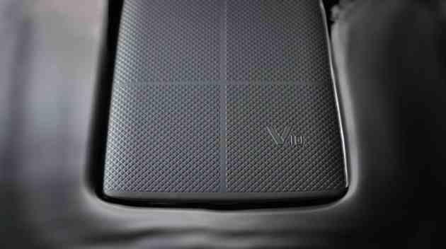 LG V10 - copertina
