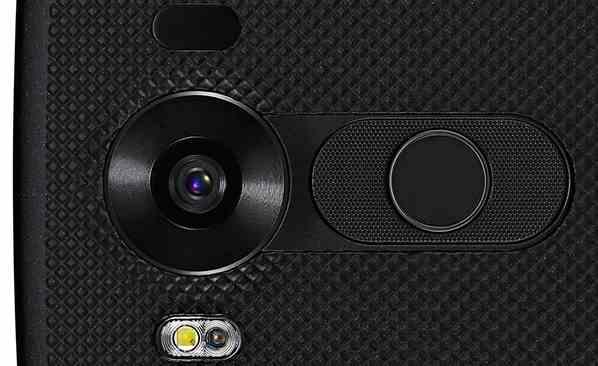 LG V10 - fotocamera posteriore