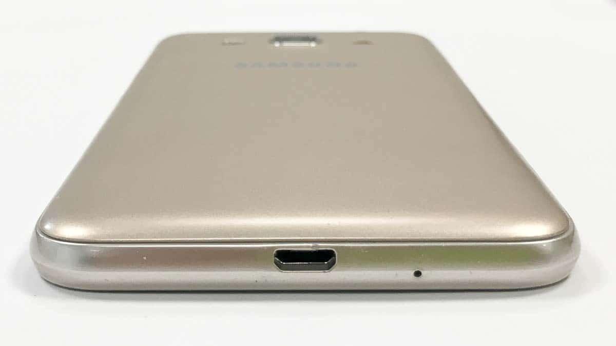 Samsung J3 connettore micro USB