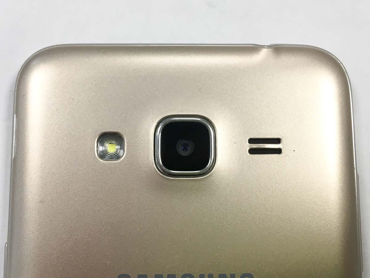 Samsung J3 dettaglio fotocamera
