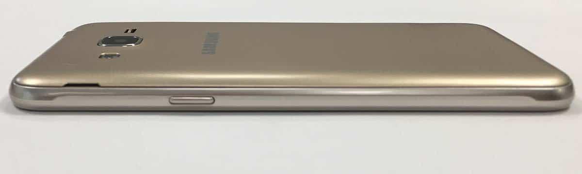 Samsung J3 laterale destro