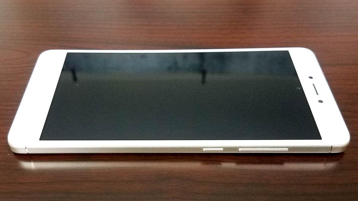 Xiaomi Redmi Note 4X laterale destro