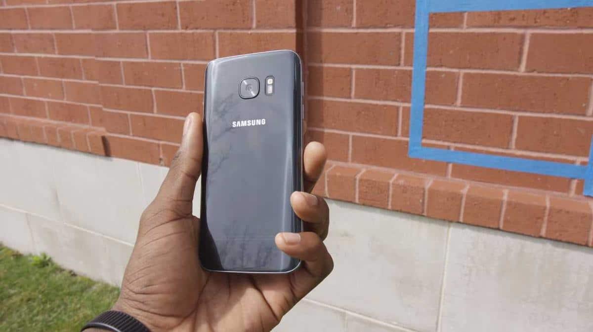 Recensione Samsung Galalxy S7 - Retro