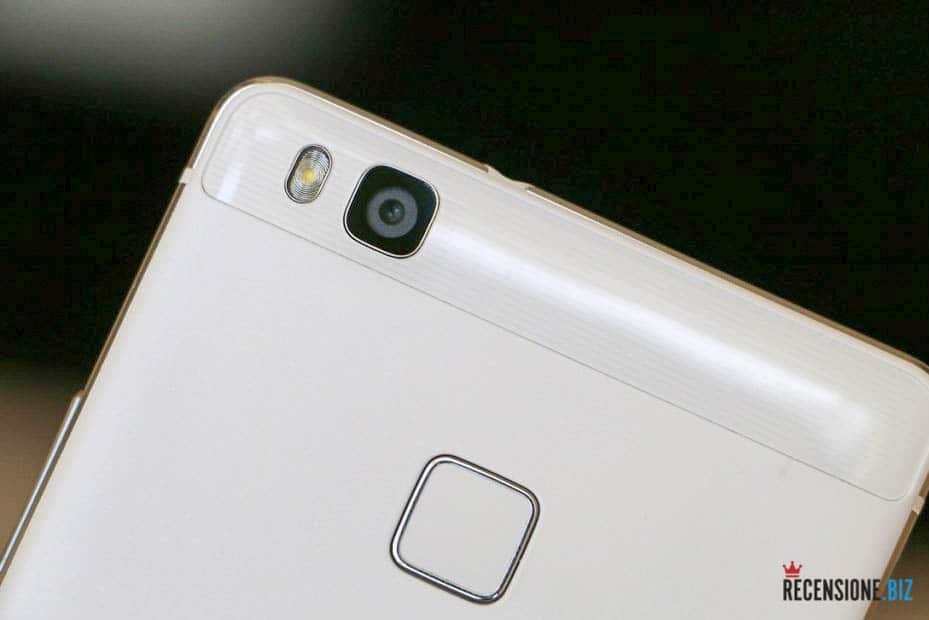 Huawei P9 lite - fotocamera