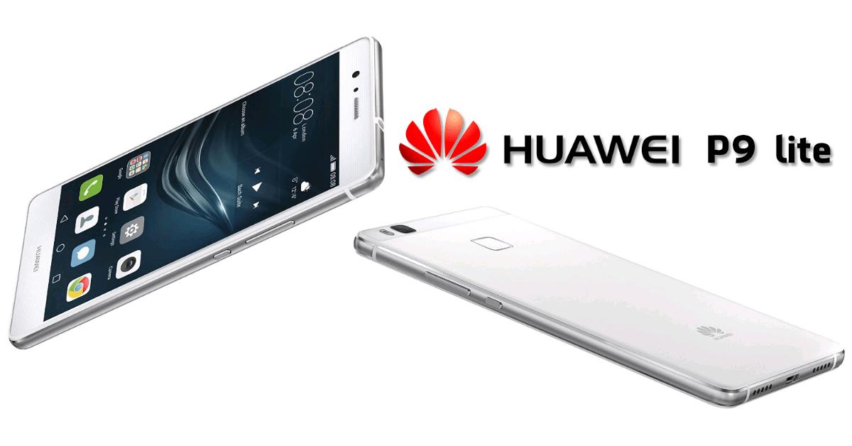 Huawei P9 lite - copertina