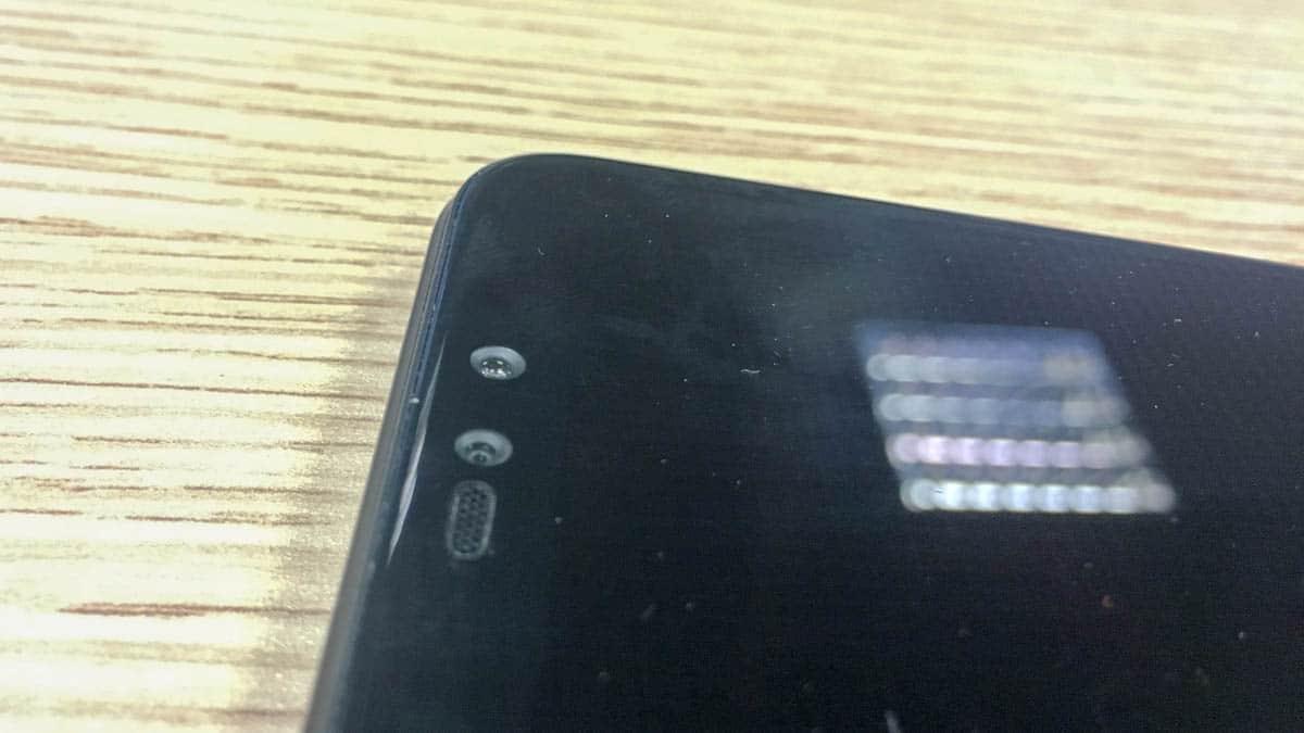 Xiaomi Redmi Note 6 Pro fotocamera anteriore