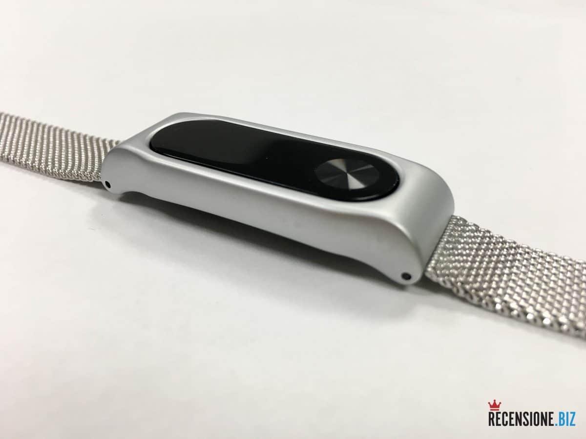 Xiaomi mi band 2 bracciale acciaio-3