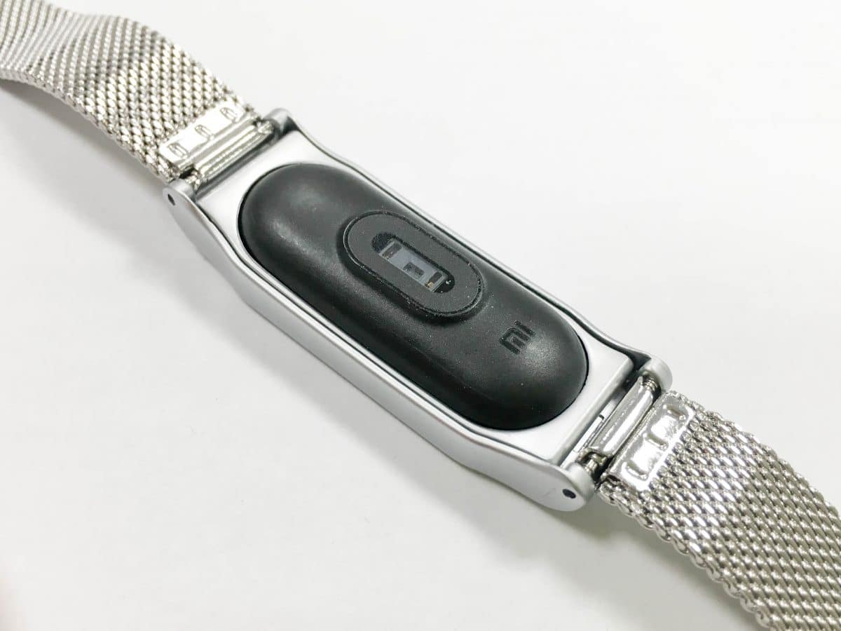 Xiaomi mi band 2 bracciale acciaio-4