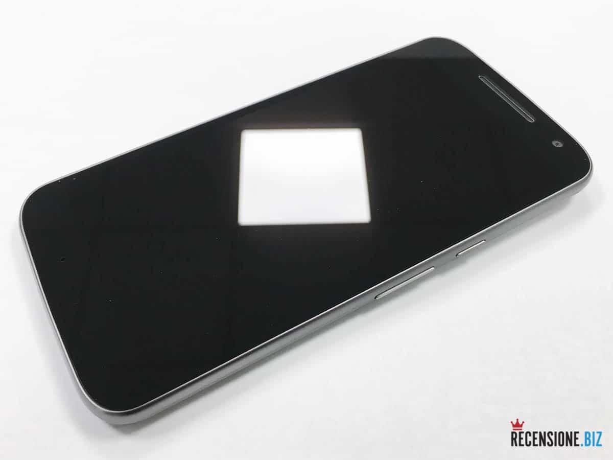 Motorola Moto G4 anteriore
