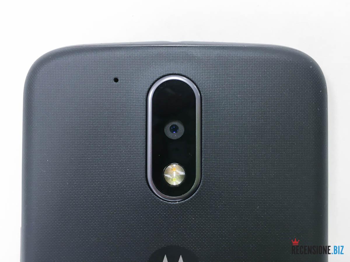 Motorola Moto G4 fotocamera