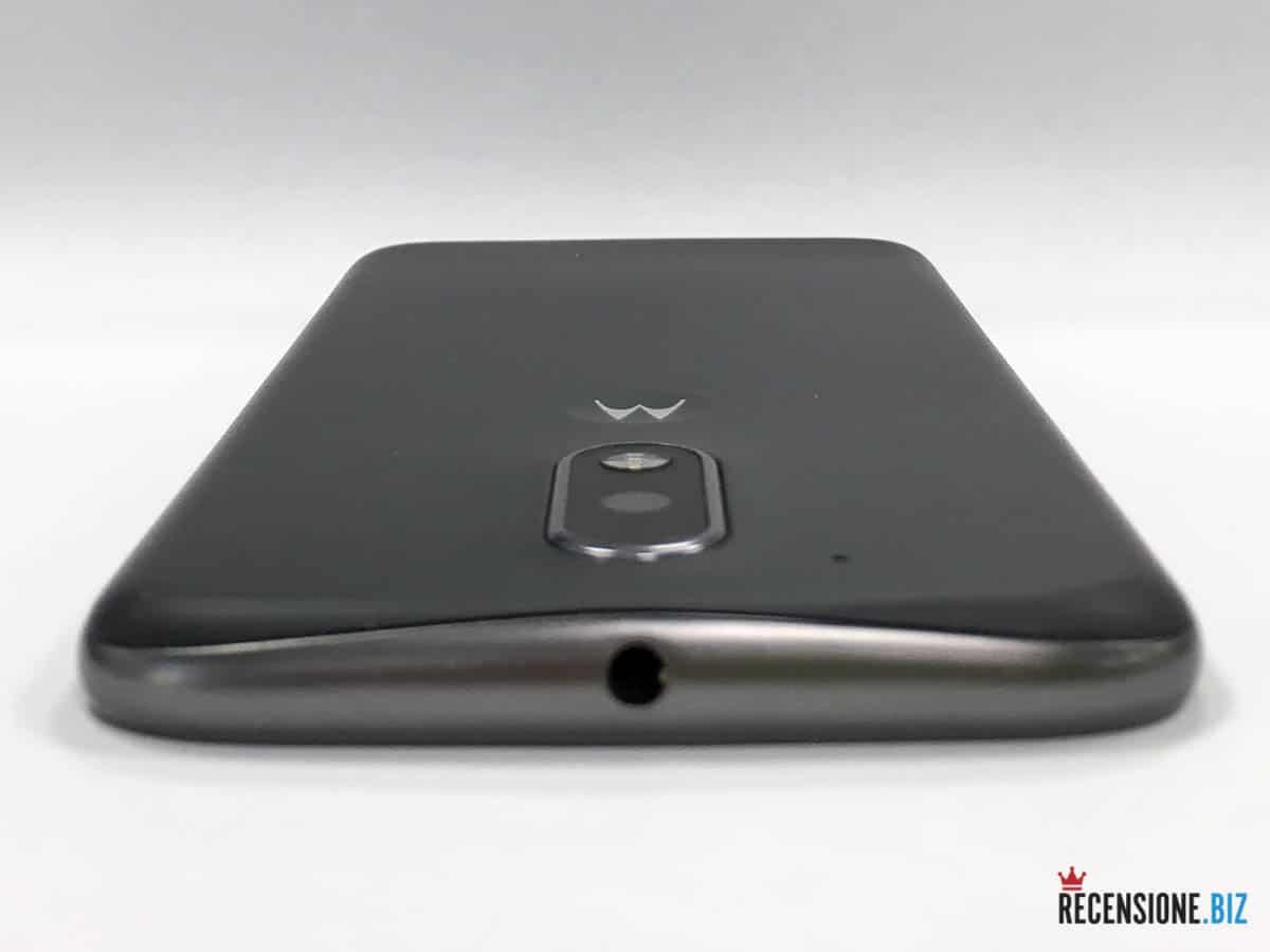 Motorola Moto G4 lato alto