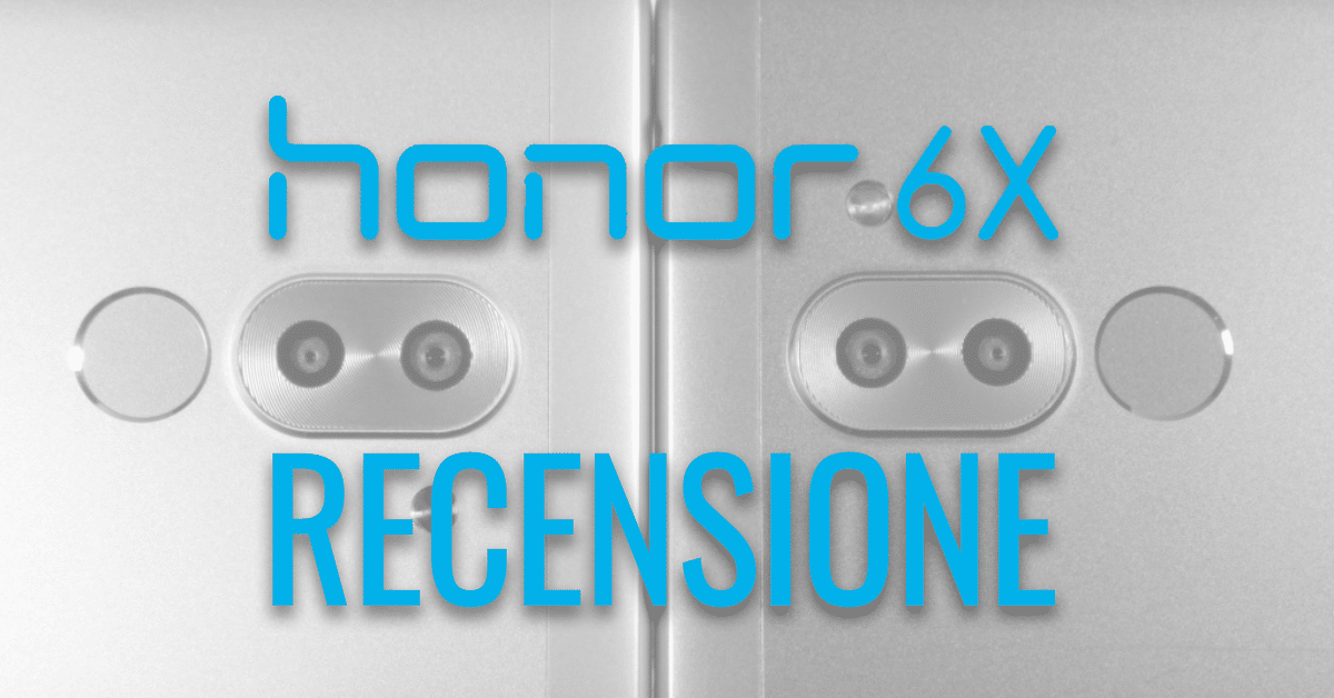 Honor 6X featured