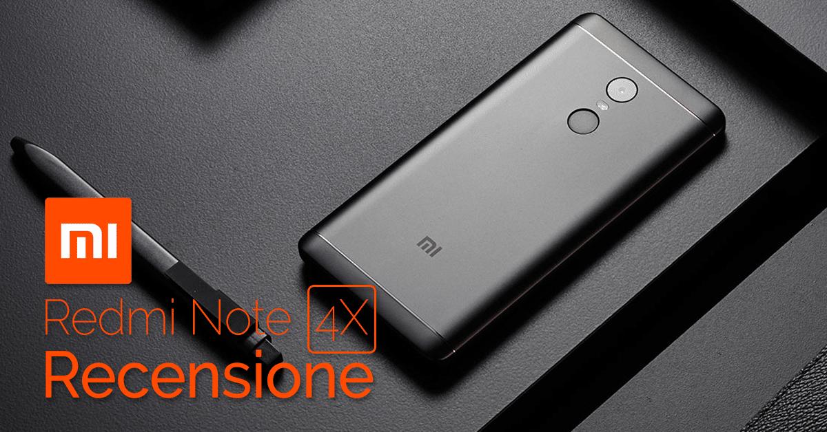 Xiaomi Redmi Note 4X featured